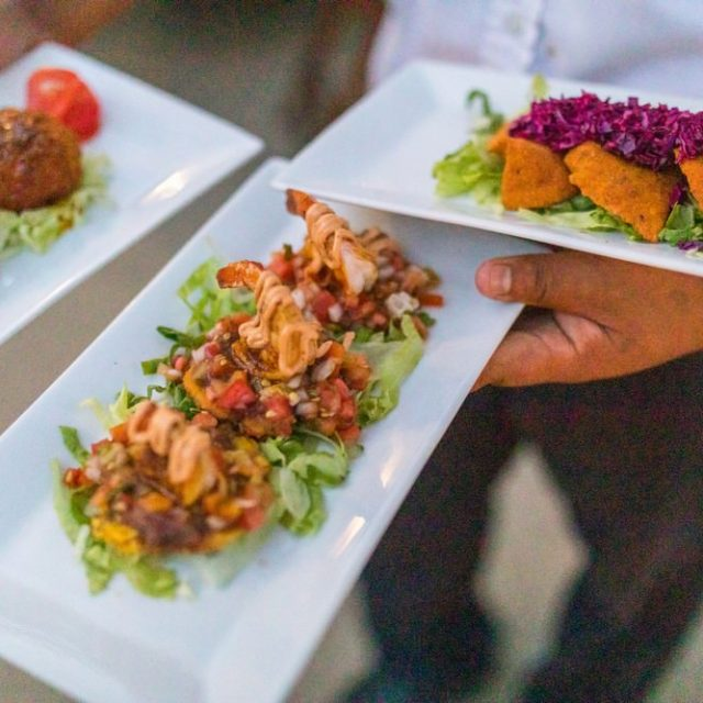 Belize Island Dining - appetizers
