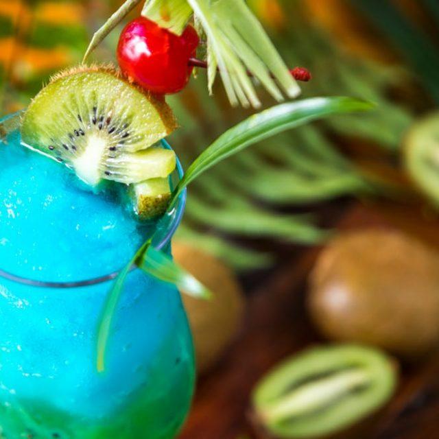 Belize Island Dining - Cocktails