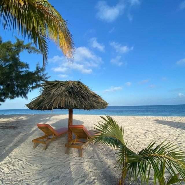 Manta Island Resort - Beach Chairs