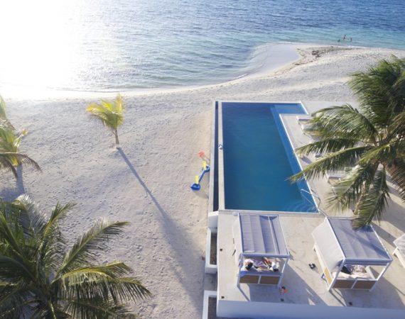 Private Island Rental In Belize