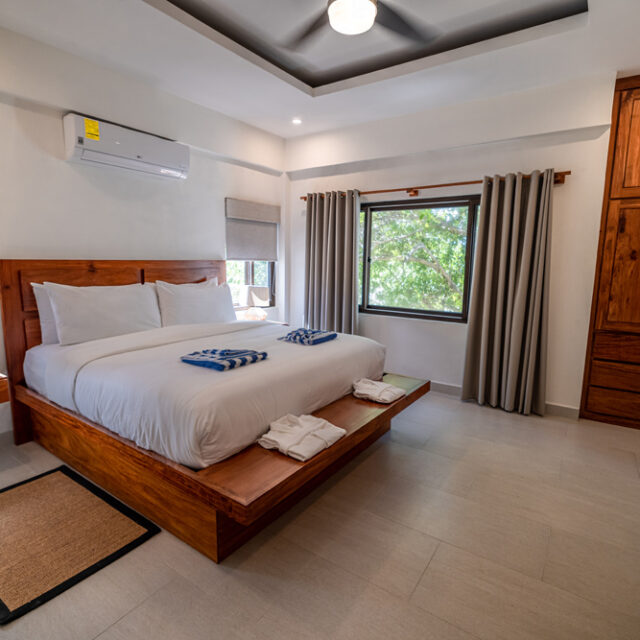 Belize Family Villa - Bedroom