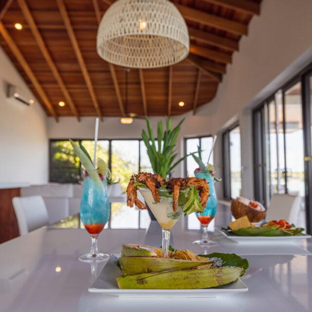 Belize Family Villa - Kitchen