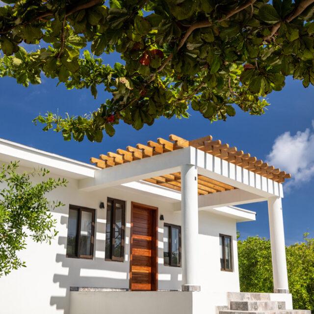 Belize Reef Villa - Entrance