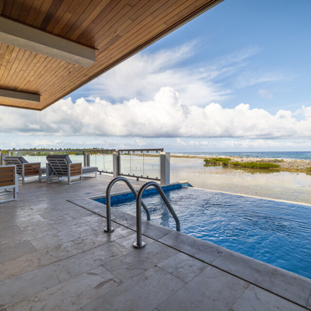 Belize Reef Villa - Plunge pool