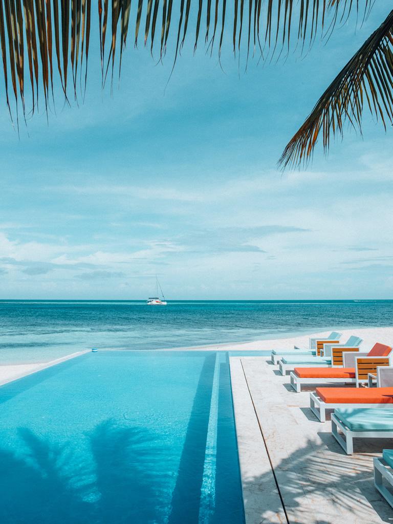 About Manta Island, Belize