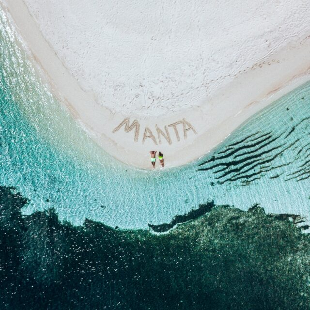 Manta Island, Belize