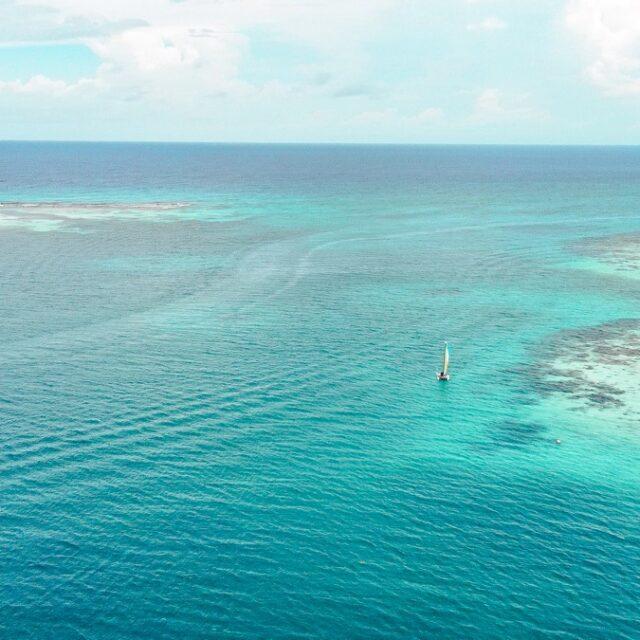 Explore Glover's Reef at Manta, Belize