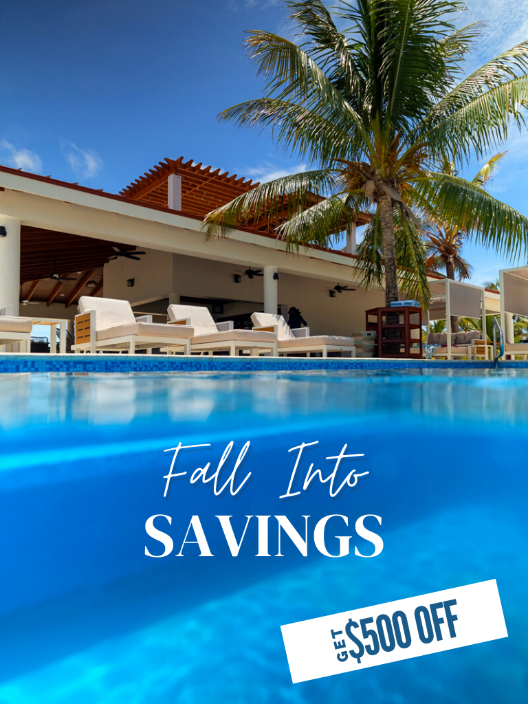 Belize Vacation Deal - Fall Into Savings