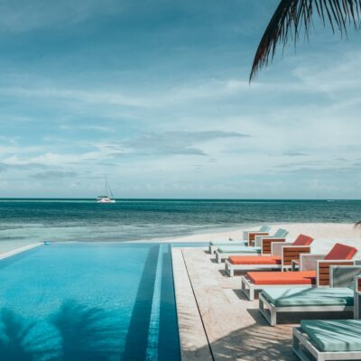 Lovely view at Manta, Belize