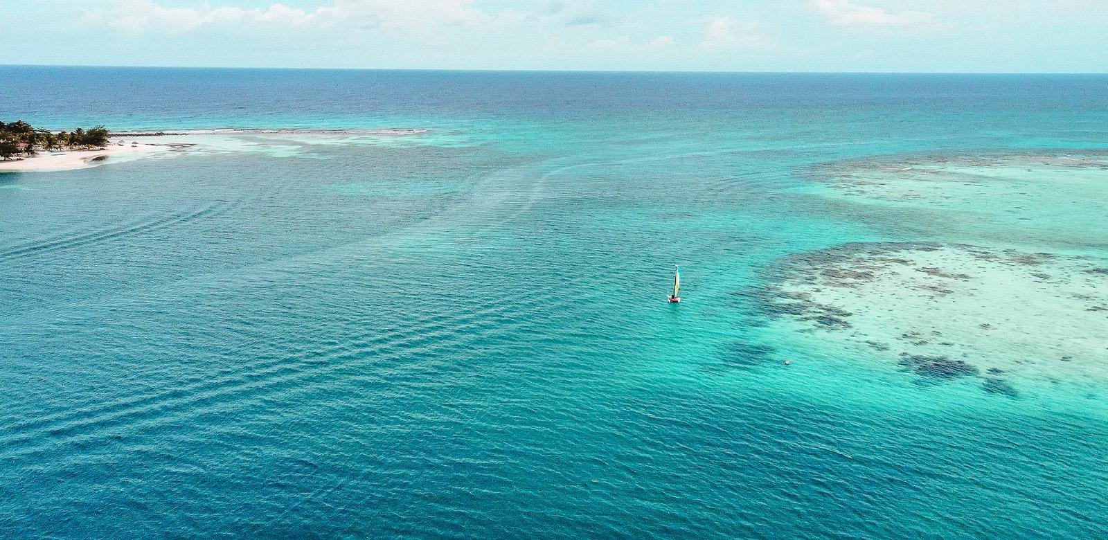 manta belize island tours