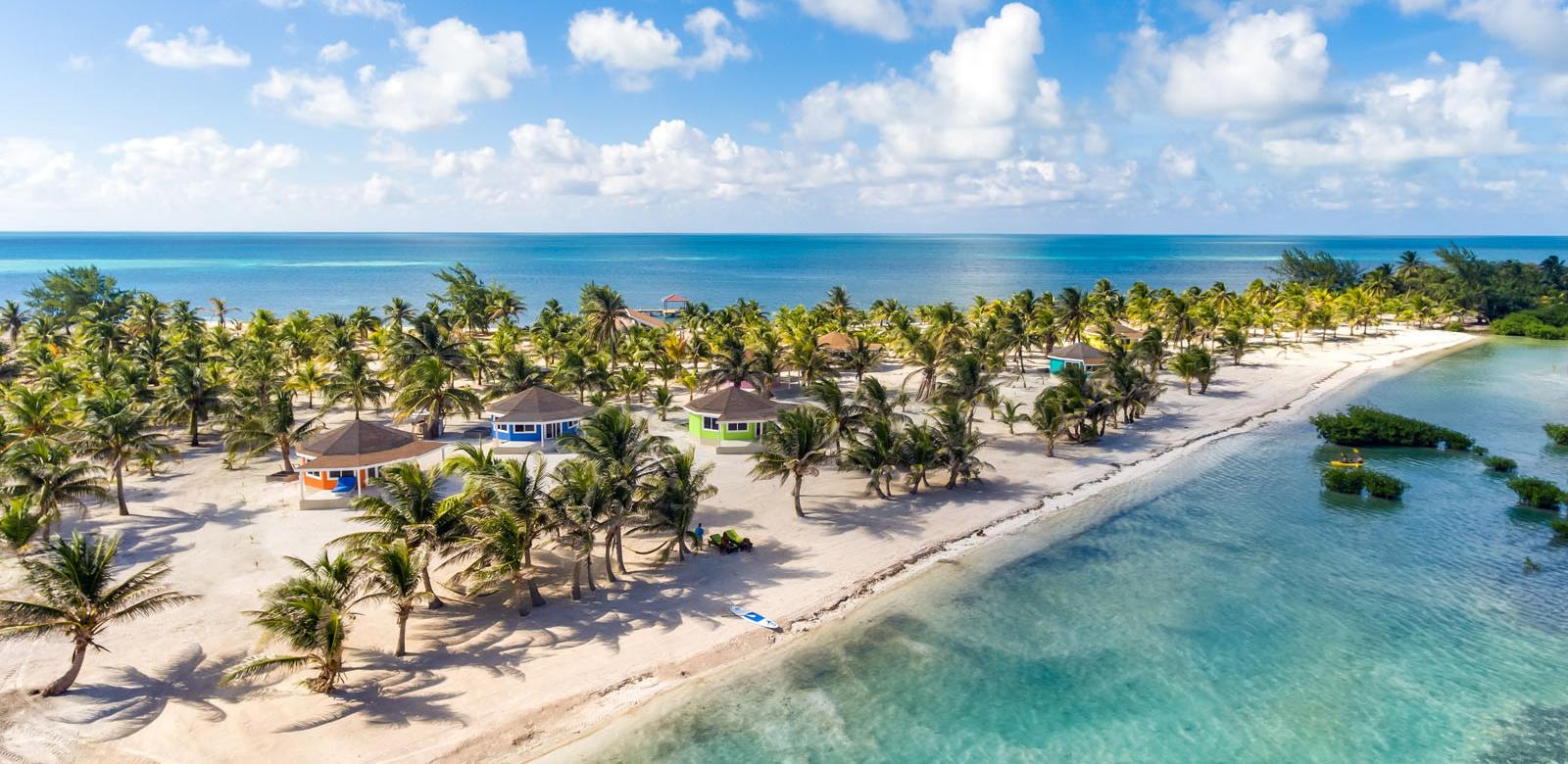 Belize Island Accommodations Main Slider Image