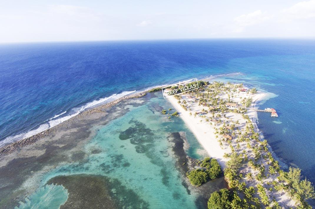 Belize Luxury Overwater Reef Bungalow